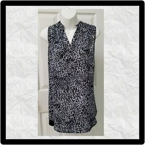 Spense Printed High Low Tank                   174
